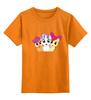 "Детская футболка классическая унисекс ""cutie mark crusaders"" - pony, applebloom, scootaloo, sweetie, bell, cmc"