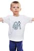 """Детская футболка классическая унисекс """"Невеста и Жених"""" - свадьба, жених, невеста, влюбленным"""