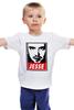 """Детская футболка классическая унисекс """"Джесси Пинкмэн"""" - obey, во все тяжкие, breaking bad, джесси пинкман, jesse pinkman"""