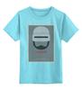 """Детская футболка классическая унисекс """"Robocop"""" - кино, фантастика, робокоп, robocop"""
