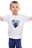 """Детская футболка классическая унисекс """"вверх"""" - up, cartoon, pixar studios"""