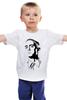 """Детская футболка классическая унисекс """"Эминем (Eminem)"""" - eminem, эминем, slim shady, слим шейди"""