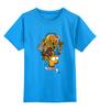 """Детская футболка классическая унисекс """"Мардж Симпсон (Mother)"""" - симпсоны, мама, the simpsons, мардж симпсон"""