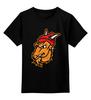 """Детская футболка классическая унисекс """"Символ 2015"""" - новый год, символ, коза, козел, goat"""