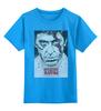 "Детская футболка классическая унисекс ""Al Pacino / Ал Пачино"" - лицо со шрамом, scarface, ал пачино, kinoart, al pcino"