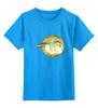 """Детская футболка классическая унисекс """"High speed Low drag"""" - mlp"""