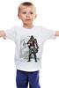 "Детская футболка ""Assassin's creed IV Black flag"" - игра, assassins creed, пираты, pc, геймер, black flag, assassin's creed, эдвард кенуэй, корсары, компьютерные"