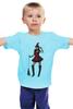 """Детская футболка """"  Твоя  любимая Ведьма"""" - мужская"""