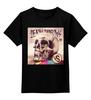"""Детская футболка классическая унисекс """"Death & Rainbows"""" - music, electro"""