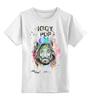 """Детская футболка классическая унисекс """"Iggy Pop"""" - легенда, панк-рок, альтернативный рок, игги поп, iggy pop"""