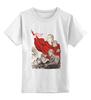 """Детская футболка классическая унисекс """"военно-патриотическая"""" - война, ретро, war, 9 мая, wwii, 1945, великая отечественная"""