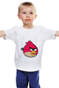 "Детская футболка классическая унисекс ""Angry Birbs"" - angry birds"