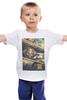 """Детская футболка классическая унисекс """"Mad Max Fury Road"""" - кино, mad max, безумный макс, kinoart"""