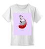 """Детская футболка классическая унисекс """"Знаки зодиака. Дева."""" - дева, знак зодиака"""