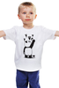 "Детская футболка ""Панда вандал"" - животные, панда, panda, wwf, вандал"