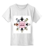 """Детская футболка классическая унисекс """"миру мир"""" - пила, крик, молчание ягнят, фредди крюгер, франкинштейн"""