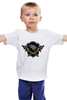 "Детская футболка классическая унисекс ""House Stark"" - игра престолов, старки, game of thrones, house stark"