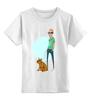 """Детская футболка классическая унисекс """"Стас Давыдов"""" - this is хорошо, стас, давыдов, ведущий, разнокалиберный тролль"""