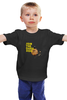 """Детская футболка классическая унисекс """"star wars"""" - звездные войны, печеньки, дарт вейдер, звезда смерти"""