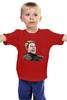 "Детская футболка классическая унисекс ""Том Круз"" - смех, угар, бугага, tom cruise, том круз"