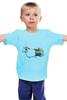 """Детская футболка классическая унисекс """"Радужная пони ."""" - pony, mlp, пони, friendship is magic"""