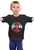 """Детская футболка классическая унисекс """"Vladimir Putin """" - спорт, владимир, россия, 2014, путин, хоккей, putin, vladimir, pootin"""