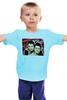 "Детская футболка ""Comedy Club"" - юмор, шоу, comedy club, гарик бульдог харламов, тимур батрутдинов"