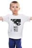 """Детская футболка """"Mad Max / Безумный Макс"""" - череп, mad max, безумный макс, kinoart, том харди"""