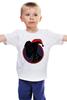 """Детская футболка классическая унисекс """"Харли Квинн (Harley Quinn)"""" - харли квинн, harley quinn"""