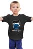 """Детская футболка """"Hello Sub-Zero (Mortal Kombat)"""" - смертельная битва, мортал комбат, sub-zero, саб-зиро, ниже нуля"""