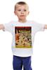 """Детская футболка """"ретро плакат"""" - арт, ретро, пинап, афиша, старое"""