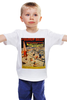 "Детская футболка классическая унисекс ""ретро плакат"" - арт, ретро, пинап, афиша, старое"