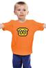 """Детская футболка """"Jack Time"""" - adventure time, время приключений, пиксельная графика, finn & jake"""