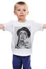 """Детская футболка классическая унисекс """"Eminem"""" - rap, eminem, эминем, shady, slim"""