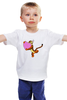 """Детская футболка """"Тигра"""" - тигра"""