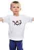 "Детская футболка ""Тоторо"" - аниме, япония, сакура, totoro, мой сосед тоторо"