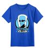 """Детская футболка классическая унисекс """"Мистер Фриз"""" - batman, бэтмен, мистер фриз, mr freeze"""