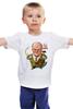 """Детская футболка классическая унисекс """"КПРФ - Зюганов"""" - ссср, россия, коммунизм, кпрф, зюганов"""