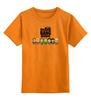 """Детская футболка классическая унисекс """"Миньоны"""" - the big bang theory, миньоны, теория большого взрыва, гадкий я"""