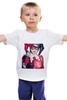 "Детская футболка ""Харли Квинн"" - джокер, бэтмен, харли квинн, harley quinn"