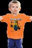 "Детская футболка классическая унисекс ""MINIONCRAFT"" - minecraft, майнкрафт, banana, банан, миньон, minion, гадкия я"