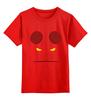"""Детская футболка классическая унисекс """"Хеллбой (Hellboy)"""" - hellboy, хеллбой"""