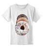 """Детская футболка классическая унисекс """"Donuts"""" - photo, пончики, пончик, ням, вкуснятина, delitios, donuts"""