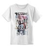 "Детская футболка классическая унисекс ""Kurt Cobain"" - nirvana, kurt cobain, курт кобейн"