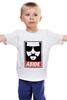 """Детская футболка классическая унисекс """"Большой Лебовски"""" - obey, the big lebowski, большой лебовски, abide"""