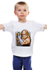 "Детская футболка ""Street Fighter Sagat Hoodie"" - игры, боевые искусства, street fighter, турнир, sagat"