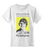 """Детская футболка классическая унисекс """"Pumping Iron """" - винтаж, арнольд шварценеггер, pumping iron, качай железо, мистер олимпия"""