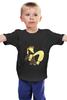 """Детская футболка классическая унисекс """"Эпплджек"""" - pony, пони, applejack, эпплджек"""