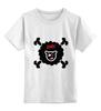 """Детская футболка классическая унисекс """"Be Different"""" - арт, юмор, индивидуальность, новый год, символ года, овца, год овцы, sheep, 2015, овечка"""