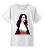 """Детская футболка классическая унисекс """"Lana Del Rey - Ultraviolence Era (Front & Back)"""" - арт, lana del rey, лана дель рей, ultraviolence, ultraviolence era"""
